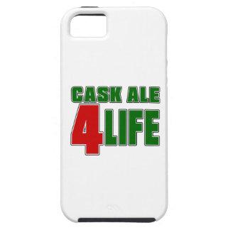 Vida de la CERVEZA INGLESA 4 del BARRIL iPhone 5 Carcasa