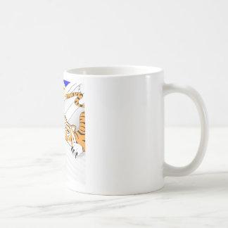Vida de la empanada taza de café