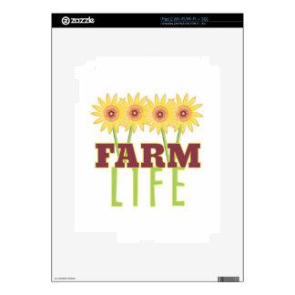 Vida de la granja calcomanías para iPad 2