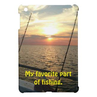 Vida de la pesca: caja del Yo-cojín