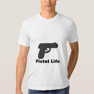 Vida de la pistola polera