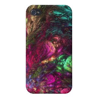 Vida de la planta acuática iPhone 4/4S carcasa