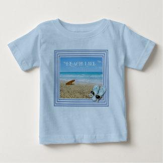 Vida de la playa poleras