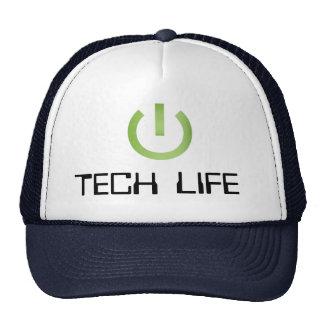 Vida de la tecnología gorro