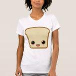 vida de la tostada camisetas