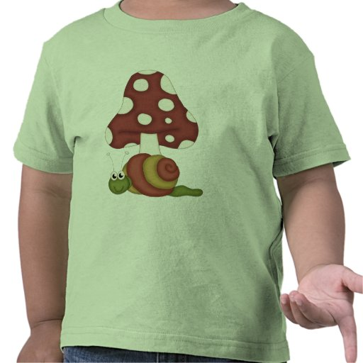Vida de los caracoles camiseta