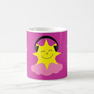 Vida de Lovin en mi taza rosada de la recuperación