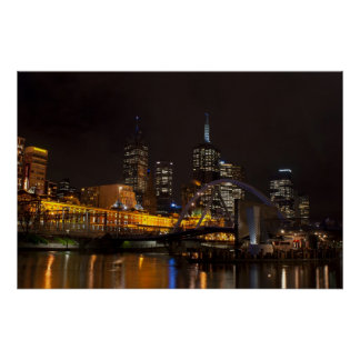 Vida de Melbourne Poster