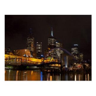 Vida de Melbourne Tarjetas Postales