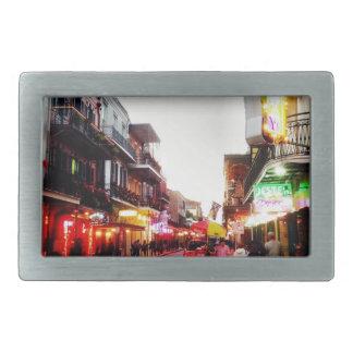vida de noche de image jpg New Orleans Hebillas De Cinturón