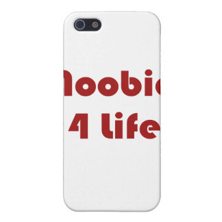 ¡Vida de Noobie 4! iPhone 5 Funda