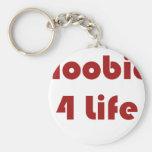 ¡Vida de Noobie 4! Llavero Personalizado