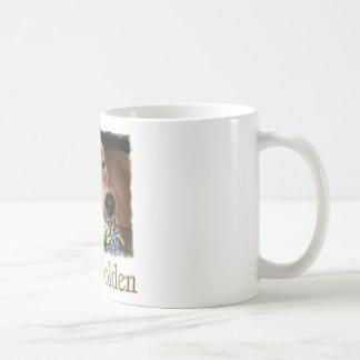 Vida de oro taza de café