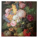 Vida de T30763 todavía A de las flores y de la fru Azulejos Cerámicos