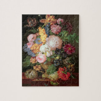 Vida de T30763 todavía A de las flores y de la fru Puzzle Con Fotos