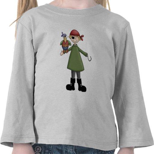 Vida de un pirata camisetas