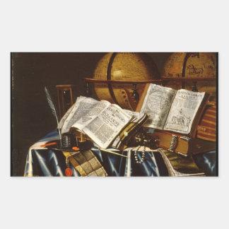 "Vida de ""Vanitas"" aún - Adán Bernaert (1665)"