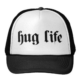 Vida del abrazo gorras de camionero