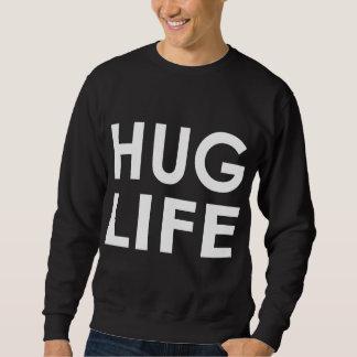 Vida del abrazo sudadera