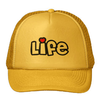Vida del amor gorras de camionero