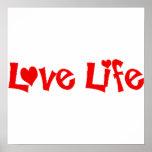 Vida del amor posters