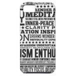 """""""Vida del amor"""" que inspira y productos de la moti iPhone 5 Case-Mate Cárcasa"""