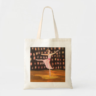 Vida del ballet bolsa tela barata