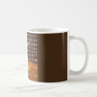 Vida del ballet taza de café