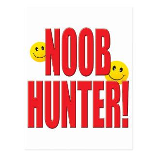Vida del cazador de Noob Tarjetas Postales