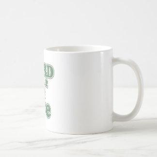 Vida del empollón 4 taza clásica