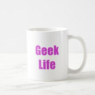 Vida del friki tazas de café