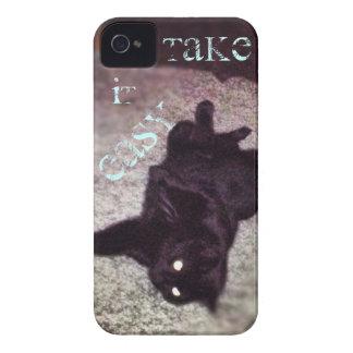 Vida del gato iPhone 4 cárcasas