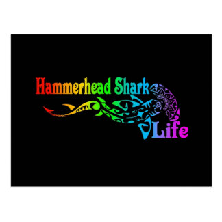 Vida del Hammerhead Tarjetas Postales