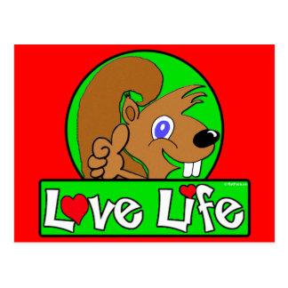 vida del lLove Postal