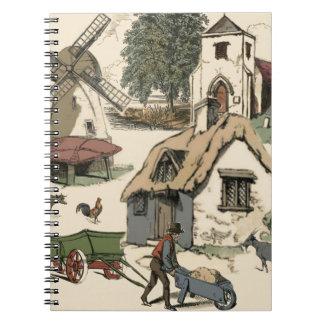 Vida del país cuaderno