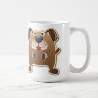 Vida del perrito tazas de café