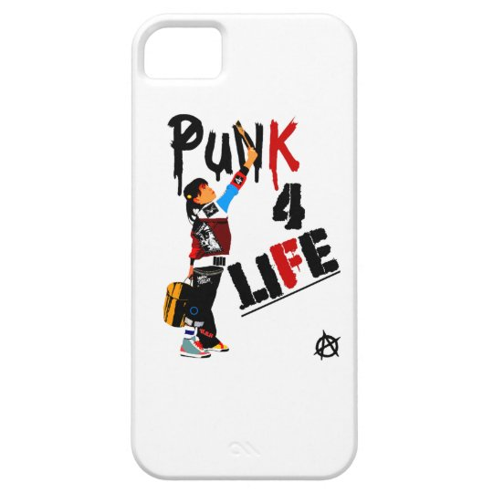 Vida del punk 4 funda para iPhone SE/5/5s
