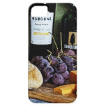 Vida del queso y todavía de las uvas del pan del v iPhone 5 cobertura
