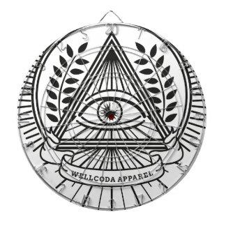Vida del secreto de Illuminati de la ropa de