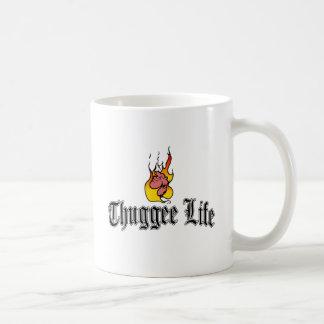 Vida del Thuggee Taza Clásica