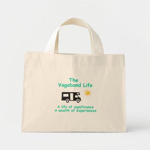 vida del vagabundo bolsa