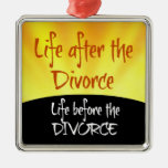 Vida después del divorcio adorno de reyes