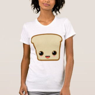 vida doble de la tostada de la cara camisetas