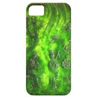 Vida en caso del iphone 5 del jade apenas allí funda para iPhone 5 barely there