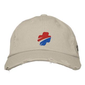 Vida en el carril rápido (luz) gorra de beisbol