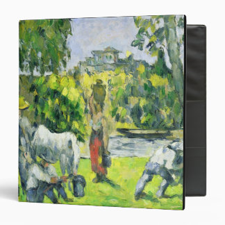 """Vida en los campos, c.1875 (aceite en lona) carpeta 1 1/2"""""""