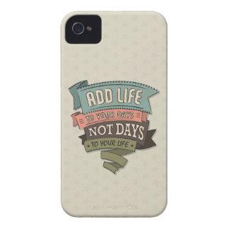 Vida Case-Mate iPhone 4 Protectores
