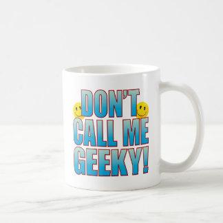 Vida Geeky B de la llamada Taza Clásica