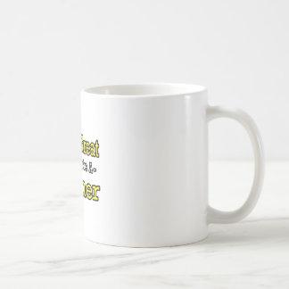 Vida grande cuando usted es granjero tazas de café