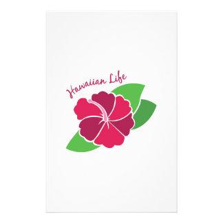 Vida hawaiana papeleria